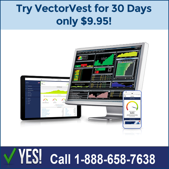 Try VectorVest for 30 Days